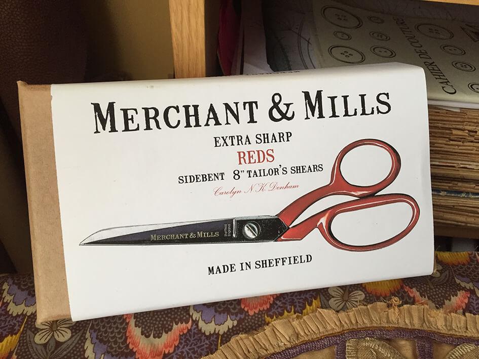 Paire de ciseaux Merchant and Mills
