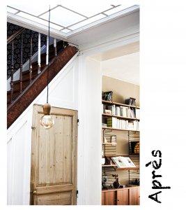 escalier apres